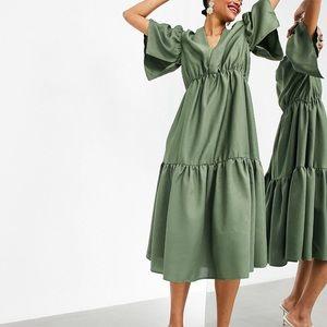 ASOS Edition MIDI Dress